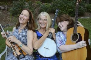Carol Rifkin Sheila Kay Adams & Jeanette Queen